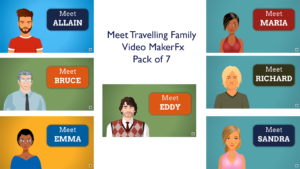 Meet-Travelling-Family-in-Video-MakerFx