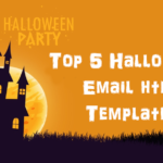 Top 5 Halloween HTML Email Templates